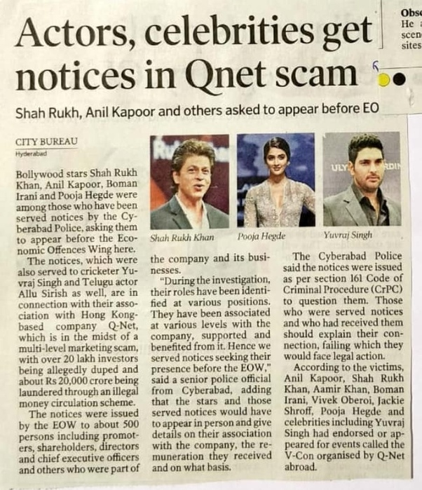 Is QNET a legal business or just a scam? - Quora