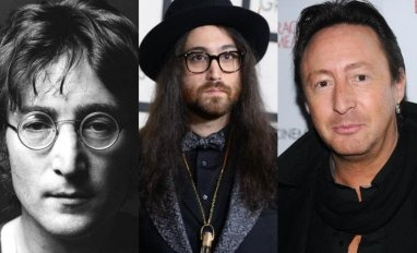 Will Sean Lennon Ever Give Julian Lennon A Greater Share Of Their Fathers Estate Quora