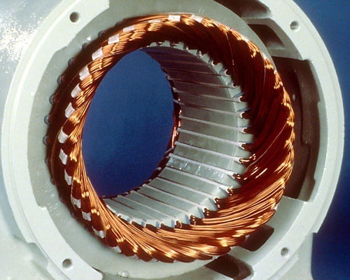What is stator winding in a three-phase induction motor? - Quora