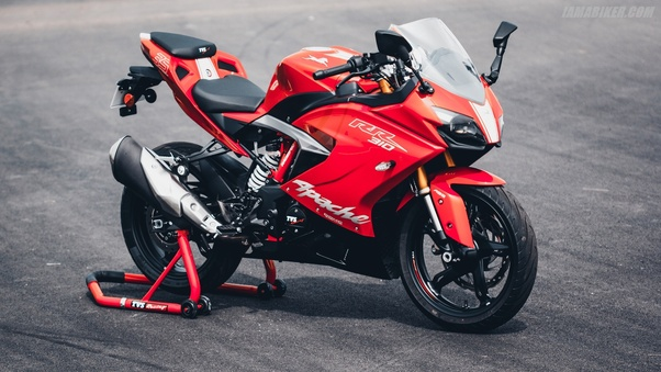 Does The Tvs Apache Rr310 Make The Cbr250r And Ninja 300 Obsolete