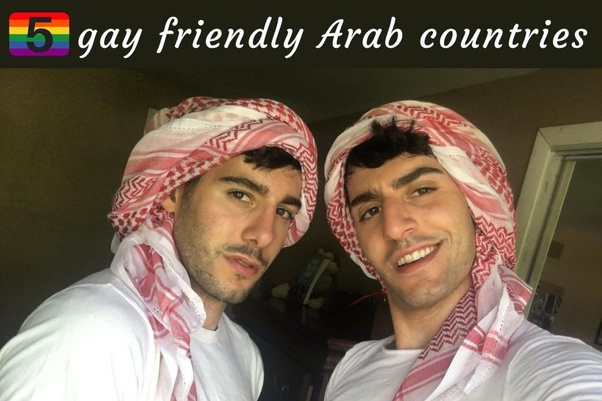 Saudi Arabian porno gay