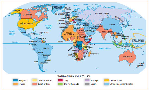 Why did the British Empire disintegrate in the twentieth century