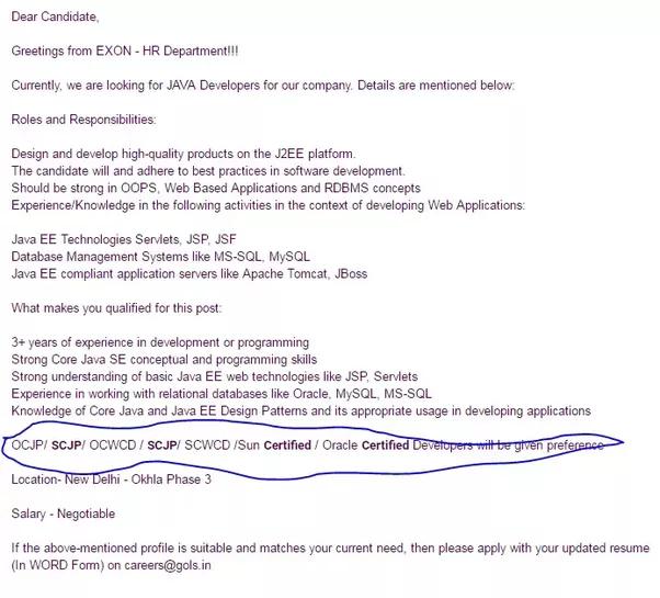 Is Ocpjp Certification Still Worth It Quora
