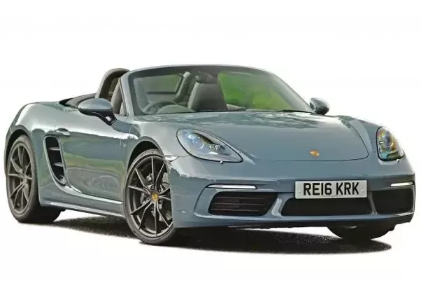 Porsche Has Replaced Its Brilliant Boxster With The 718 Boxster. Itu0027s Now  Powered By Four Cylinder Turbocharged Petrol Engines, So Porsche Purists  Might Not ...