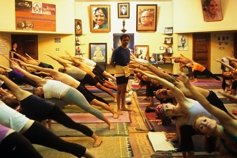 Best yoga schools in India :: Lonely Planet India