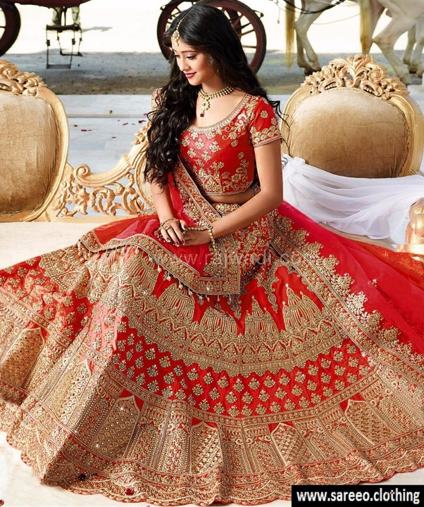 f18e522997 4- South Extension - At Frontier Raas, you will find an astounding  collection of bridal wear. All the designers lehengas have intricate work  matching or ...