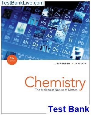 Where can I download Chemistry the Molecular Nature of