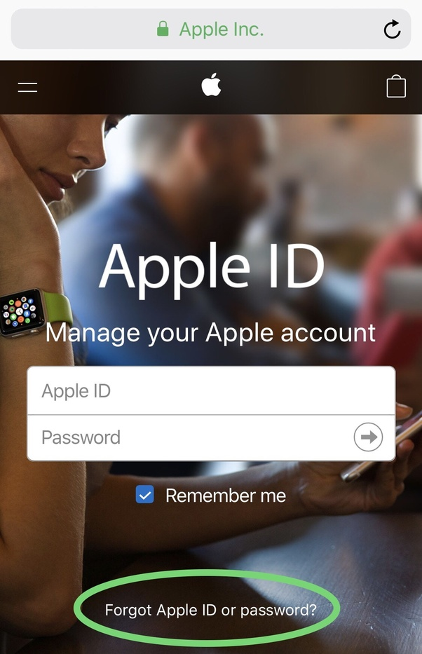 APPLE ID COM SIGN IN