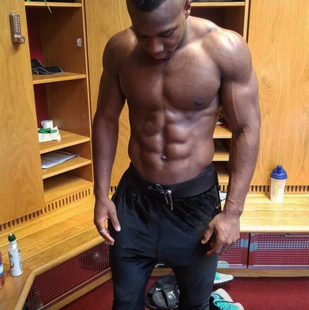 How Is Premier League Footballer Adama Traore So Ripped Without Lifting Weights Quora