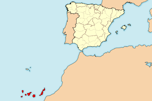 How far are the Canary Islands from Spain Quora