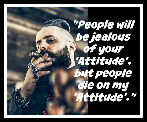 What Are The Best Quotes On Attitude Quora