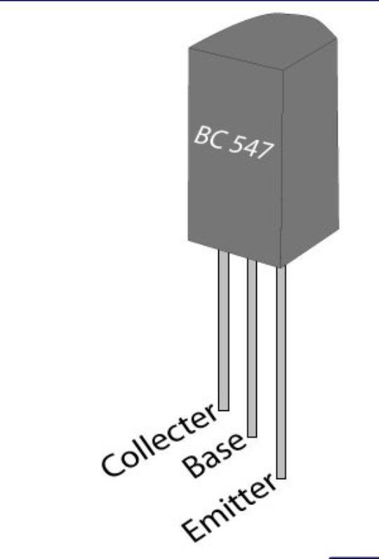 What is a BC547 transistor? - Quora