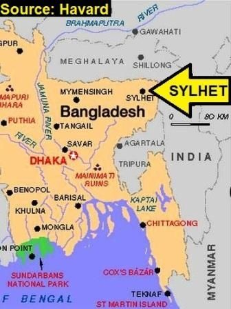Why was sylhet made a part of pakistan and not india quora why was sylhet made a part of pakistan and not india gumiabroncs Image collections