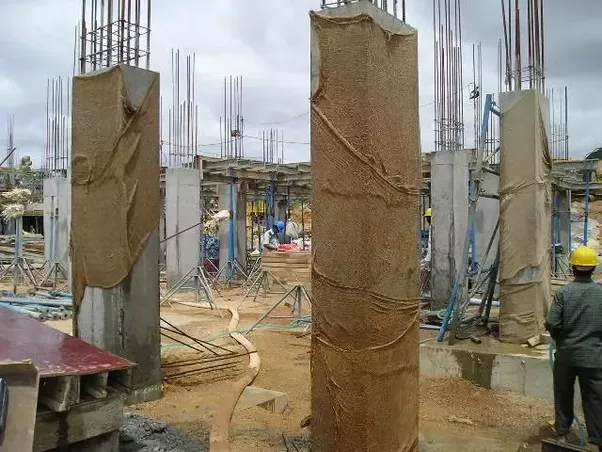 Are Beam Column Joints Cast Monolithically In Rcc Framed