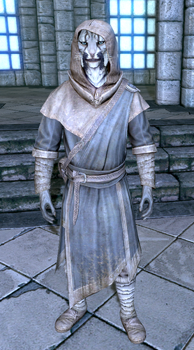 I have a Nord warrior and playstyle is one handed in Skyrim