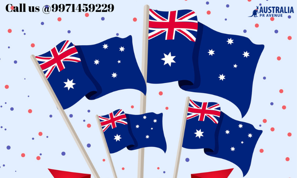 What is the procedure to apply for a PR Visa for Australia