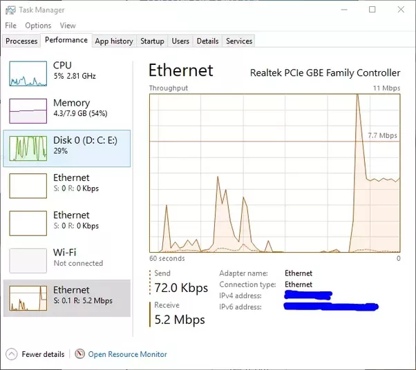 Can i download an internet speed monitor for windows 8 quora ccuart Images