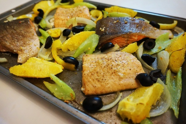 What is the best 30 day meal plan with recipes and grocery list for example baked salmon with veggie medley forumfinder Choice Image
