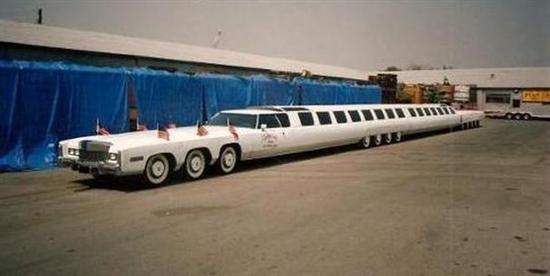 Which is the biggest car in the world? - Quora
