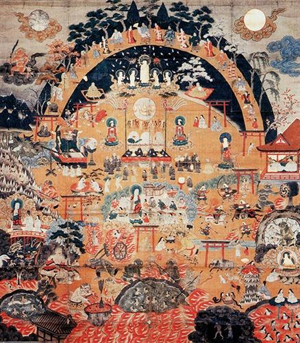 仏教が描く地獄絵図とは、どういうものでしょうか? - Quora