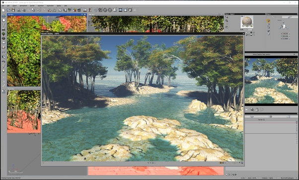 What 3D software is the easiest to learn for an artist to