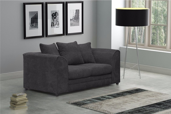 Sofa From Them And It Is Really Good Crafted Using The Best Quality Jumbo Cord Fabric Also Features Soft Cushions In
