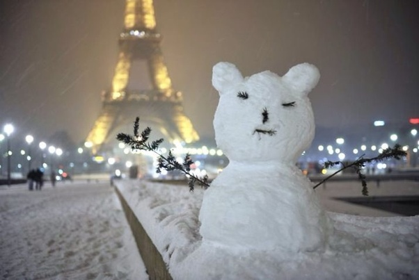 what is the weather like in paris during winter quora. Black Bedroom Furniture Sets. Home Design Ideas