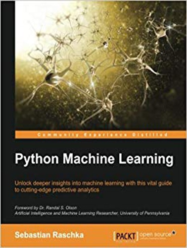 What's the best machine learning book in Python in your opinion? - Quora