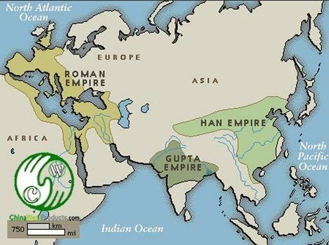 similarities between the history of the roman empire and han china Get an answer for 'what are the differences and similarities between china's han dynasty and india's mauryan dynasty in terms of politics, society, culture, geography, and religion' and find homework help for other history questions at enotes.