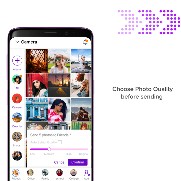 How to send original high quality photos on WhatsApp and