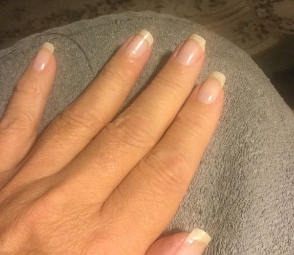 Would any male consider wearing nail polish whether it is just ...