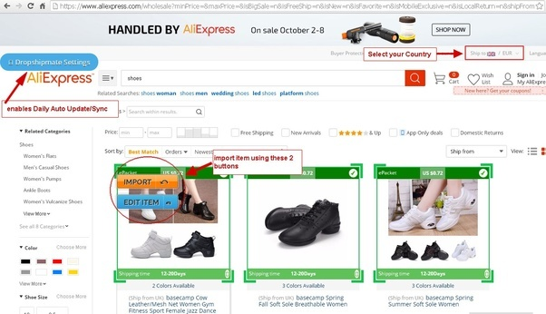 Can I use Shopify in Europe for drop-shipping? - Quora