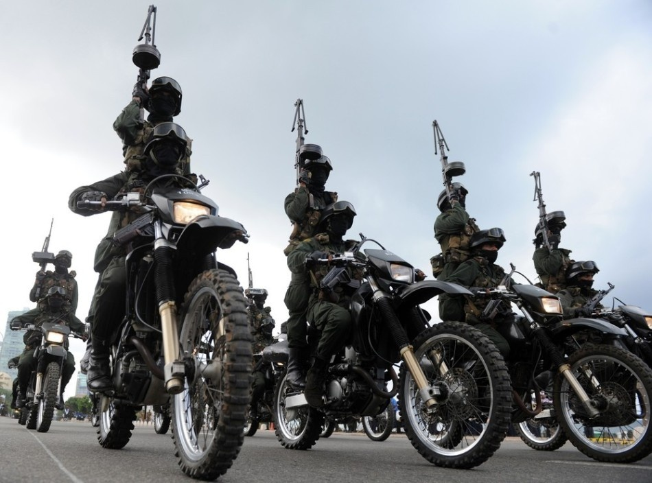 Are there any Special Forces vs Special Forces battles in history