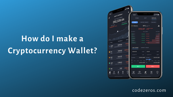 start your own online cryptocurrency wallet service