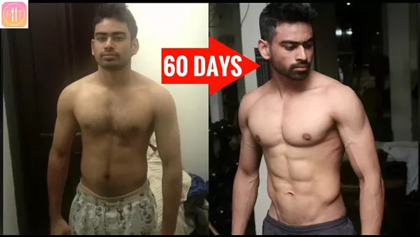 How to get a decent 6-pack and muscular body in 2 months if I'm 17