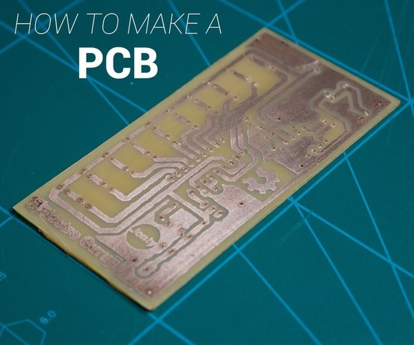 How to make a circuit board at home - Quora