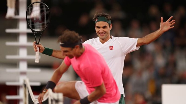 How Sincere Is Friendship Between Roger Federer And Rafael Nadal Quora