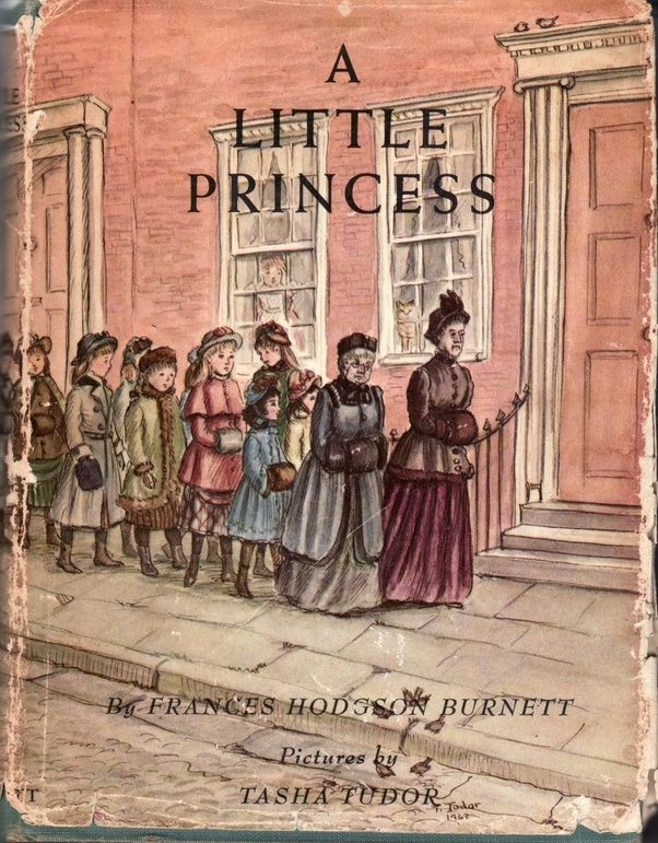 mightve been the time i started reading nancy drew other favourites at that age were the little princess the giver black beauty and little women