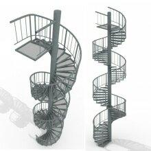 Attirant How Much Floor Area Do I Need For A Spiral Staircase?