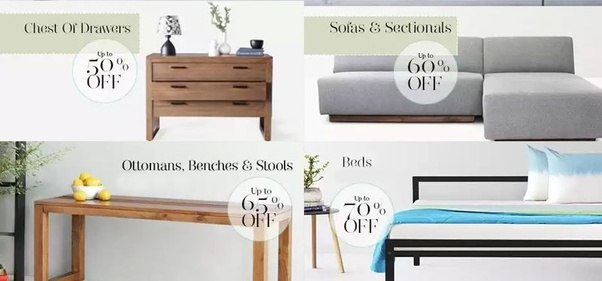 Which Is Best Cheap Online Furniture Company In India Quora