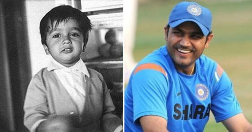 What are some childhood photos of Indian cricketers? - Quora