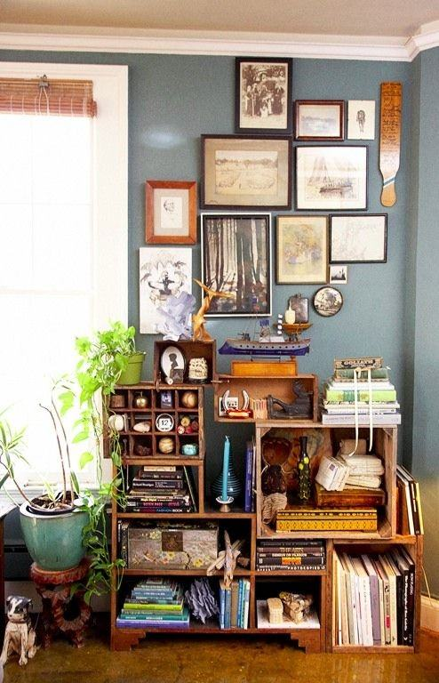 How Would I Decorate A Bedroom With Bright Colors And Flea