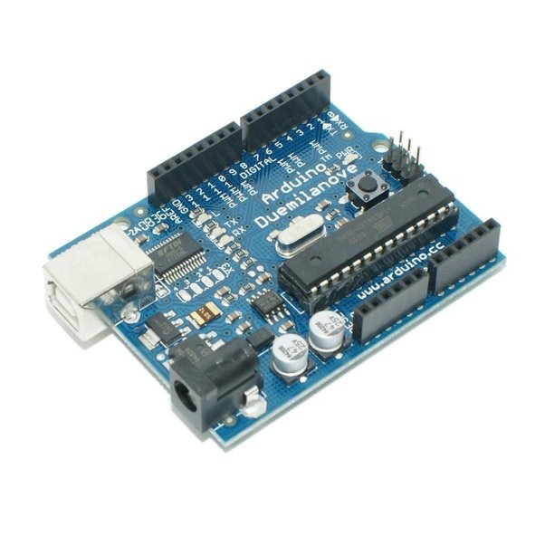 I have an arduino uno board with a code sketch already
