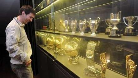 A Unique Trophy Cabinet