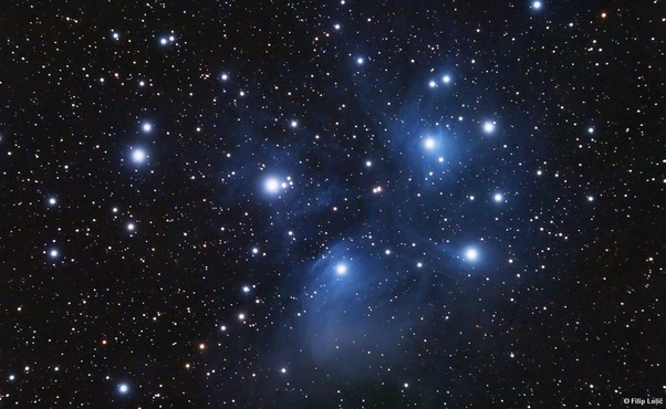 Are All Of The Stars In A Star Cluster Relatively The Same