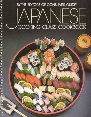 What is a good english language cookbook about japanese food for image courtesy amazon japanese cooking forumfinder Gallery