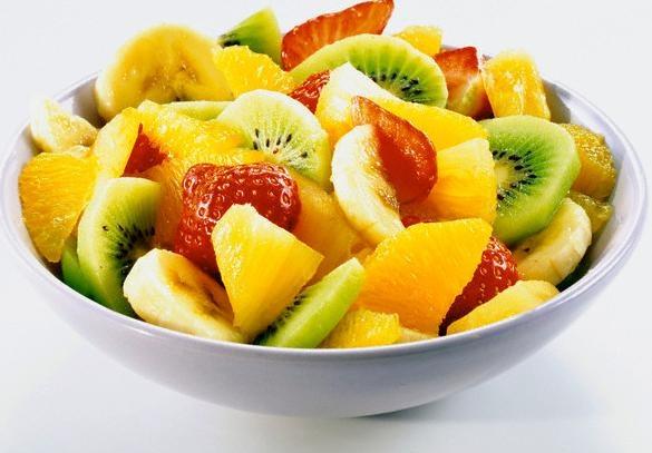 Cuál Es El Nombre De La Ensalada De Frutas Cortadas Quora