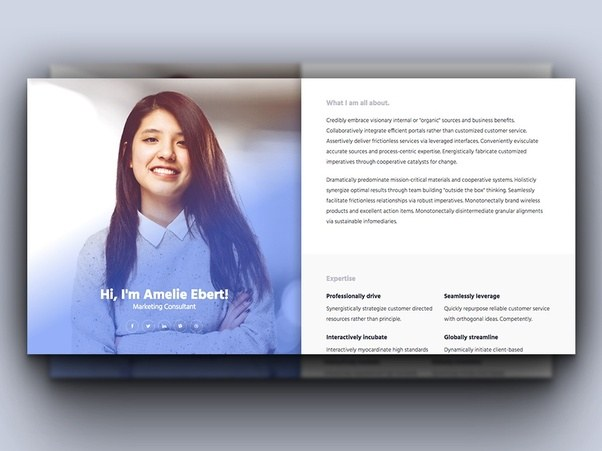 what is the best site for creating an online resume
