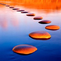 On the Stepping Stone