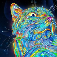 Just Another Space Kitten
